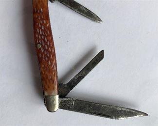 Vintage Kabar Pocket Knife