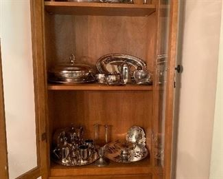Silver plate items