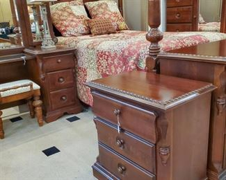 Broyhill - have 2 nightstands