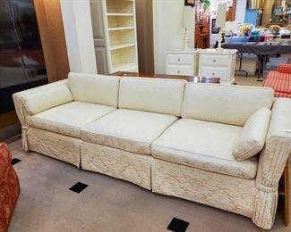 Extra long sofa - love it!!