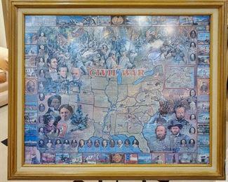 Civil War puzzle picture!
