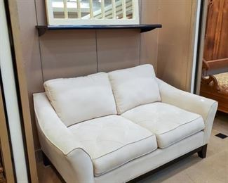 Cindy Crawford Home Loveseat - perfect condition!