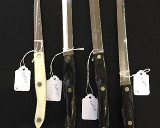 Cutco Knives - have Cutco knife sharpener too