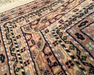 10x 8 Handwoven Oriental Wool Rug