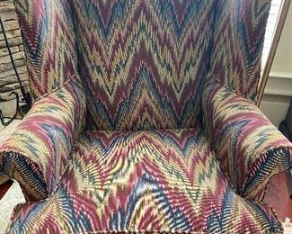 Michael Thomas Wingback Chair