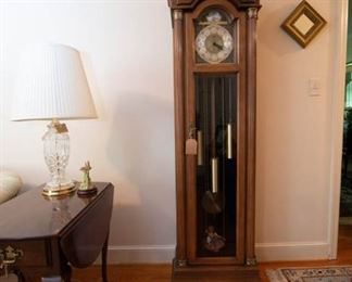 ORIENTAL rugs , grandmother clock ,  And more