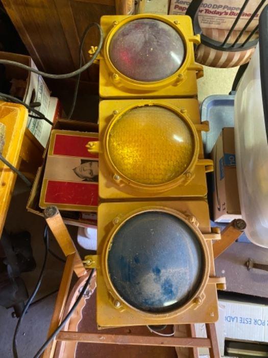Two stoplights