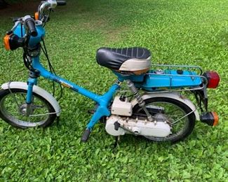 Honda Express Moped