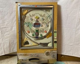 Japanese Pinball Machine Pachinko
