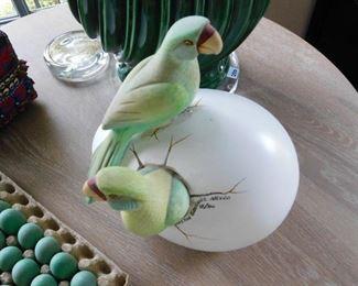 Signed Ceramics!