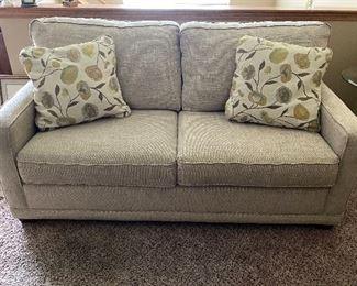 Beautiful contemporary Lay-Z-Boy sleeper sofa