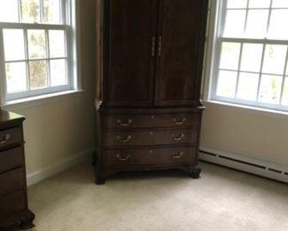 Henredon armoire