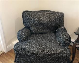 Club chair (slipcover) and there are 2!