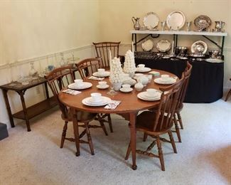 Overview of Formal Dining Room