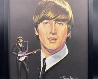 1964 Beatles Artwork