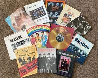 The Beatles 60s-00s books