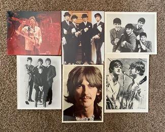 8x10 Beatles Photos