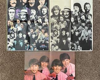 Original Beatles Posters