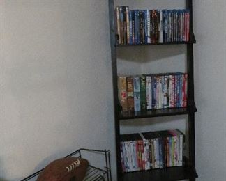 DVDs, CDs