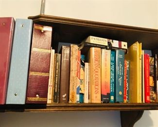 Books MidCentury shelving
