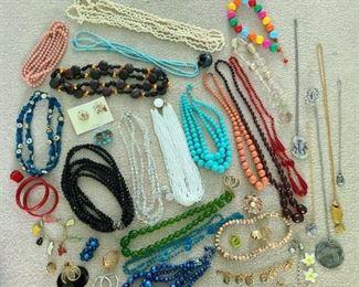 Costume Jewelry I