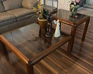 Lane coffee and end tables