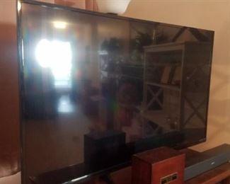 "2015 Sharpe 55"" HDTV"