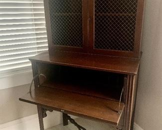 Antique/Vintage Drop Desk top Secretary