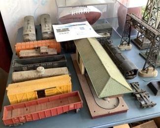 1950's Lionel O-gauge train set