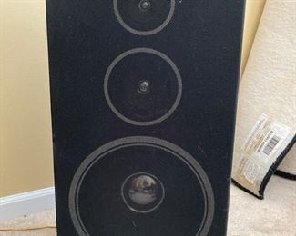 53 Set of 2 Fisher Speakers