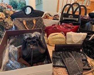 Designer & Designer-Inspired Handbags & Footwear