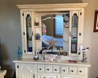 2 Burlington House Dresser with Mirror