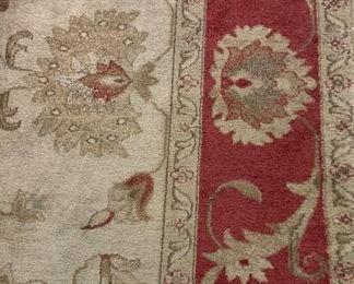 Area Rug Antique Treasure 8 x 11
