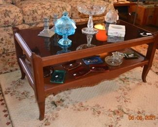 Vintage coffee table-