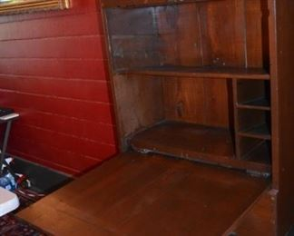 Antique T and P Caboose Desk