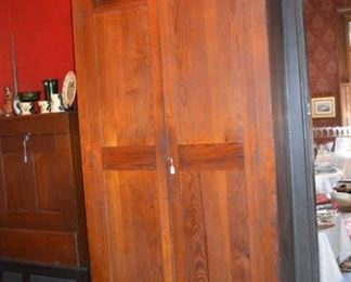 Antique Armoire- possible Scott Plantation Made