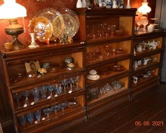 Antique Barrister Cases