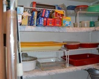Tupperware- kitchen goods