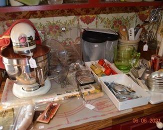 Kitchen aide- bakeware