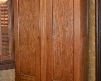 Antique Knock down armoire