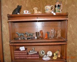 Decor- brass- marble- bronze- steins