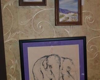 Original oil paintings- wall art