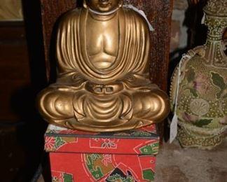 Hindu Budaha Brass