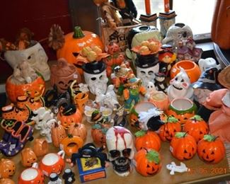 Halloween deccor