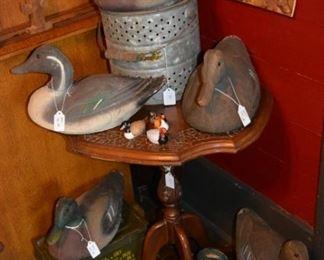 Sears - vintage duck decoys