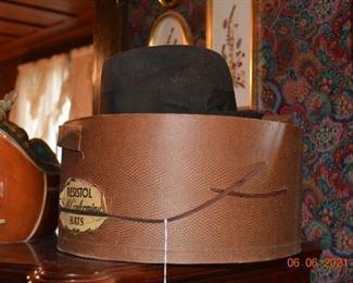 Vintage Resistol hats