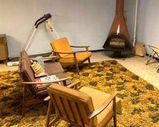 Mid Century Modern Patio or indoor furniture