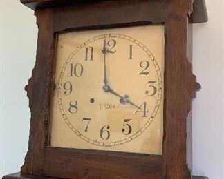 Ithaca Grandfather Clock