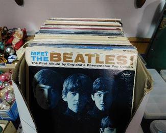 The Beatles Record album