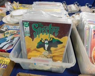 Spectre comic books
